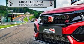本田魂持續燃燒!Honda Civic Type R 創下 Spa-Francorchamps 賽道最速 FF 紀錄