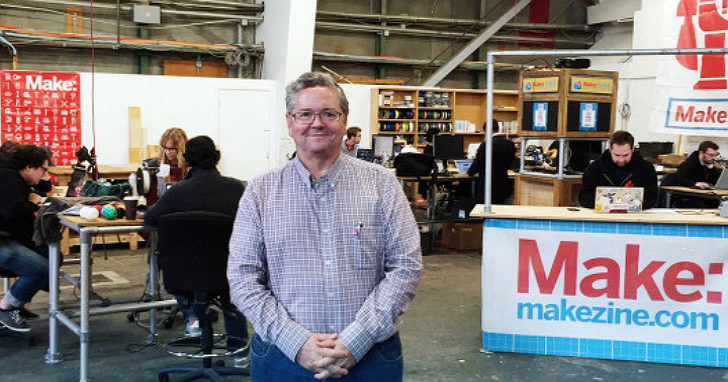 Maker Faire 發起人Dale Dougherty:破解,是一種生活技能