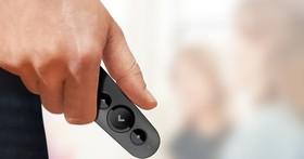 羅技全新「直覺系」極簡風格簡報器R500登場