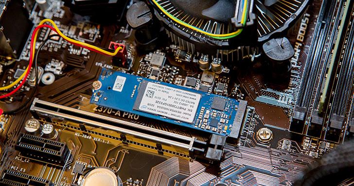 升級再加速!第8代Intel Core處理器+Intel Optane Memory高效能動畫影像處理體驗講座活動花絮