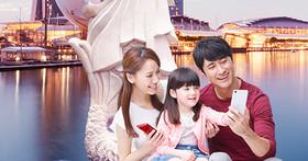 遠傳陪用戶出國大玩特玩,東南亞上網吃到飽每天99元