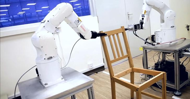 從機器人組裝 IKEA 的家具來看 AI 的侷限性
