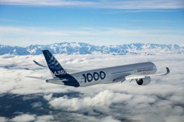 世界上最新、最先進客機A350-1000!年底卡達航空正式啟用