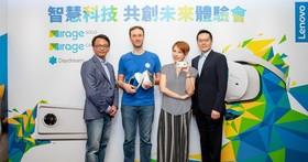 Lenovo 舉辦 Mirage Solo 開發者體驗會,讓全球看見台灣的創造力