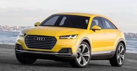 真的要「湊順子」?Audi 高層證實 Q4 斜背休旅「正在開發」,Q6 則「有待觀察」!
