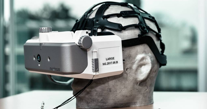 用晶片模仿大腦整合資料流的方式,讓你在 VR 裡感覺身臨其境