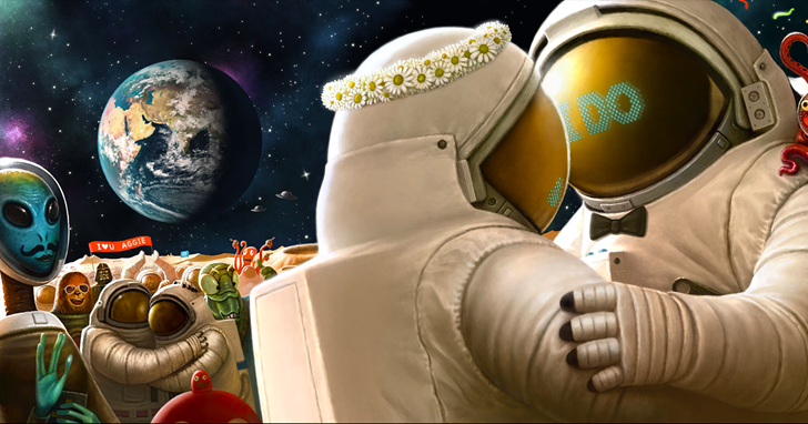 2022 年你就能上月球求婚了,不過你得先有45億台幣