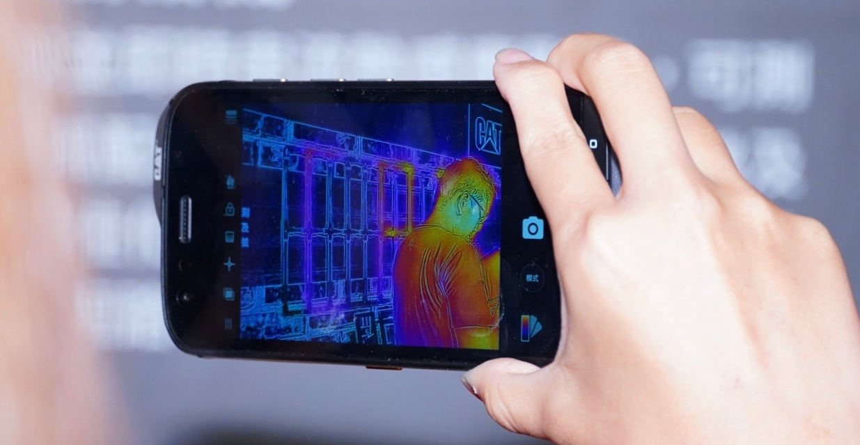 內建雷射測距、室內空氣品質偵測的 CAT S61 手機登場