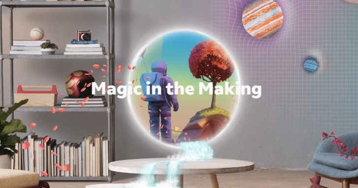 Magic Leap One Creator Edition 擴增實境今夏出貨,採用 NVIDIA Tegra X2 運算晶片結合虛擬與現實