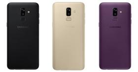 免萬元的三星 Galaxy J8 八月上市,雙鏡頭八段美顏鎖定愛拍照族群