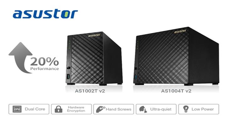 鎖定入門巿場 華芸科技推出 AS1002T v2 及 AS1004T v2