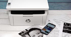 體積超迷你,高 CP 值最適合中小企業與個人用戶的黑白雷射複合機 HP LaserJet Pro MFP M28w 開箱評測!
