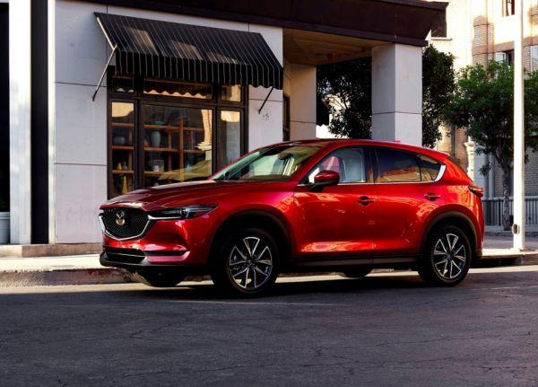 增列「環景攝影+Apple CarPlay」,Mazda CX-5 車系再調整,環景旗艦版「115.8萬」即日開賣!