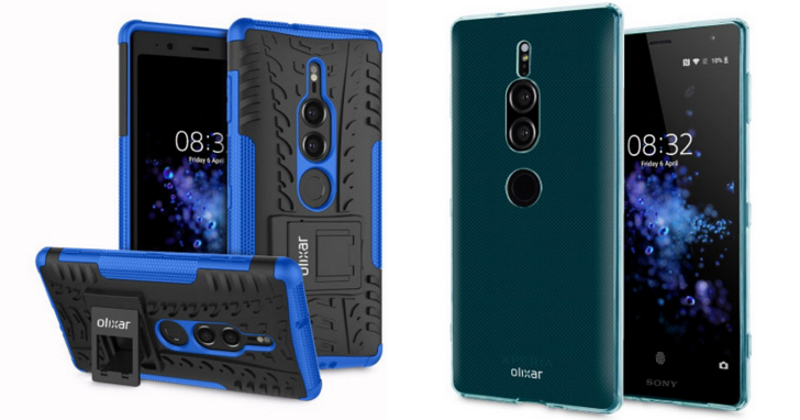 配件商披露Sony Xperia XZ3外觀:18:9全螢幕、雙鏡頭、指紋辨識設計