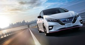 性能/節能共存體,Nissan Leaf Nismo 限定日本發售!