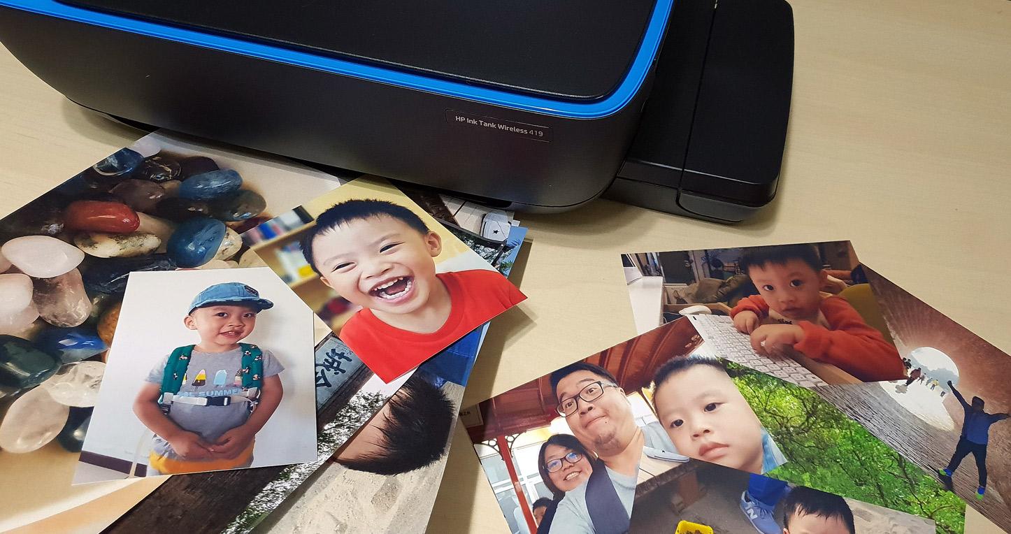 平均列印成本更低,提供超大列印量:無線相片連供事務機 HP Ink Tank Wireless 419 開箱評測!