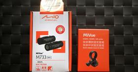 [分享] (chujy) Mio MiVue M733 勁系列 WIFI 機車行車記錄器試用