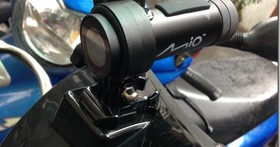 [心得] 人在路上走,安全一定要有!分享感受絕佳的清晰度!Mio MiVue™ M733 勁系列 WIFI 機車行車記錄器試用心得