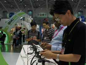 Computex 2011:Android 新手機大展