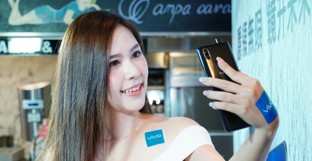 伸縮手機首登台!VIVO NEX 隱形鏡頭、隱形指紋即日開放預購