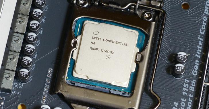 下一代 Intel Core 處理器將 TIM 材料換回金屬焊錫,僅限實體八核心 Core i9-9900K 和 Core i7-9700K