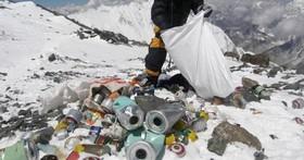 珠穆朗瑪獲新「最」矚目:世界最高垃圾堆