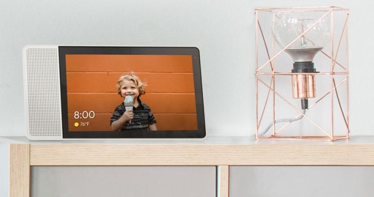 Google智慧顯示器不只能聽音樂看影片,還搭載Google Assistant語音助理