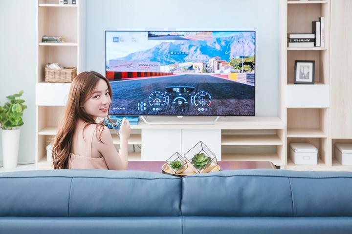 看見美麗、聽見感動,Philips 65OLED873 流光溢彩 4K HDR OLED 大型顯示器