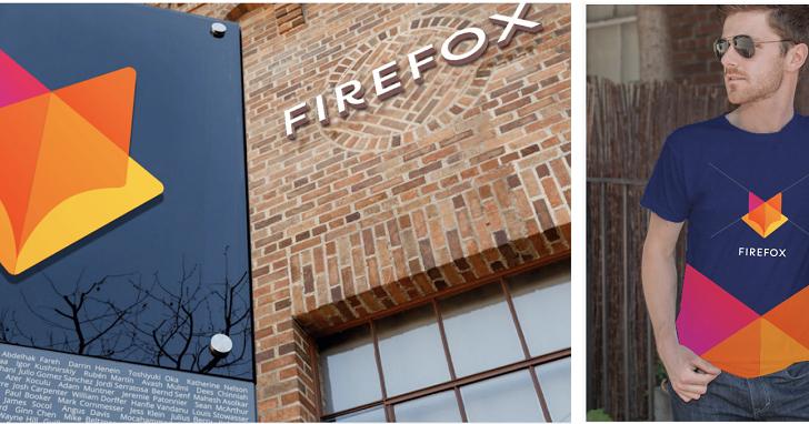 Firefox 正在重新設計 Logo 及圖示系統,小火狐要進行形象改造了