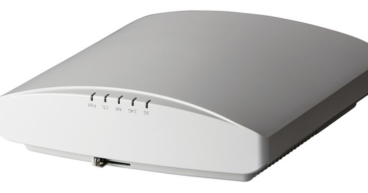 專為公共場所部署,Ruckus推出首款支援物聯網和LTE的802.11ax AP