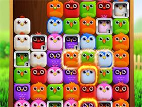 iPhone 遊戲:Birzzle 可愛小鳥,好玩度直追 Angry birds