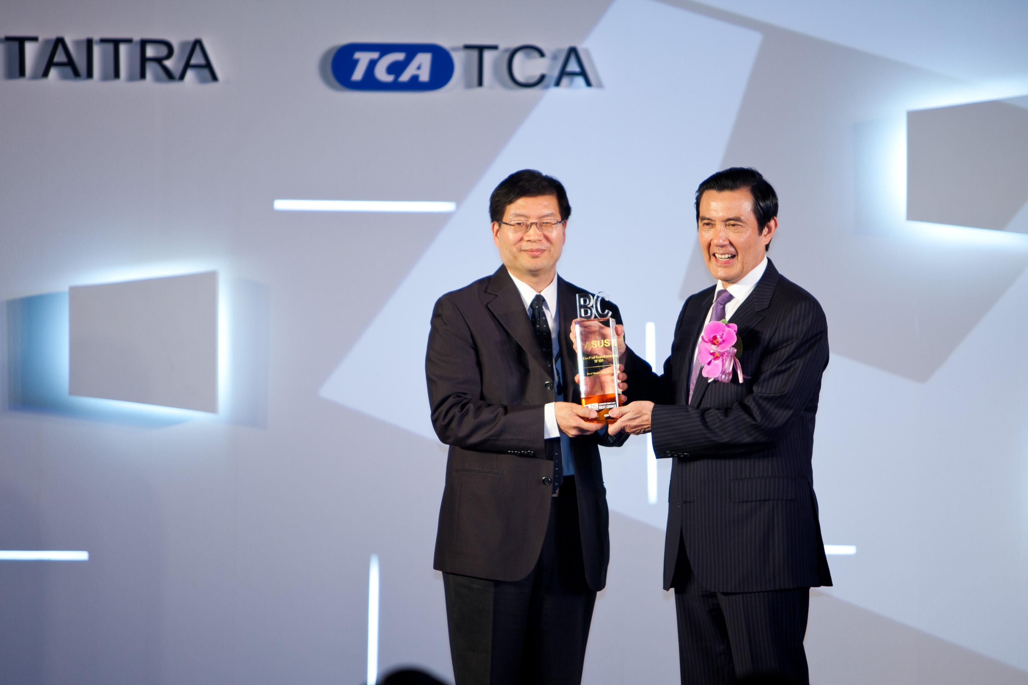 2011華碩榮獲七項大獎 蟬聯獲獎數之冠