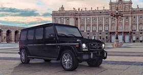 防彈防爆硬漢之巔,Mercedes-AMG G63「加長裝甲版」要價3,600萬!