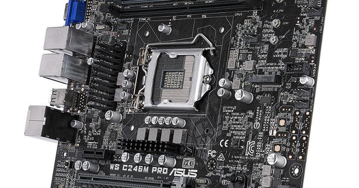 華碩宣布推出搭載最新Intel Mehlow平台工作站系列產品