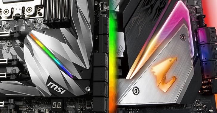 GIGABYTE 與 MSI 推出新款 X399 晶片組主機板迎戰,提供 Ryzen Threadripper 更好的 MOSFET 散熱與電力供應