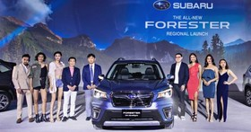 史上最強「森林人」來了!大改款 Subaru Forester「103萬起」強勢登台