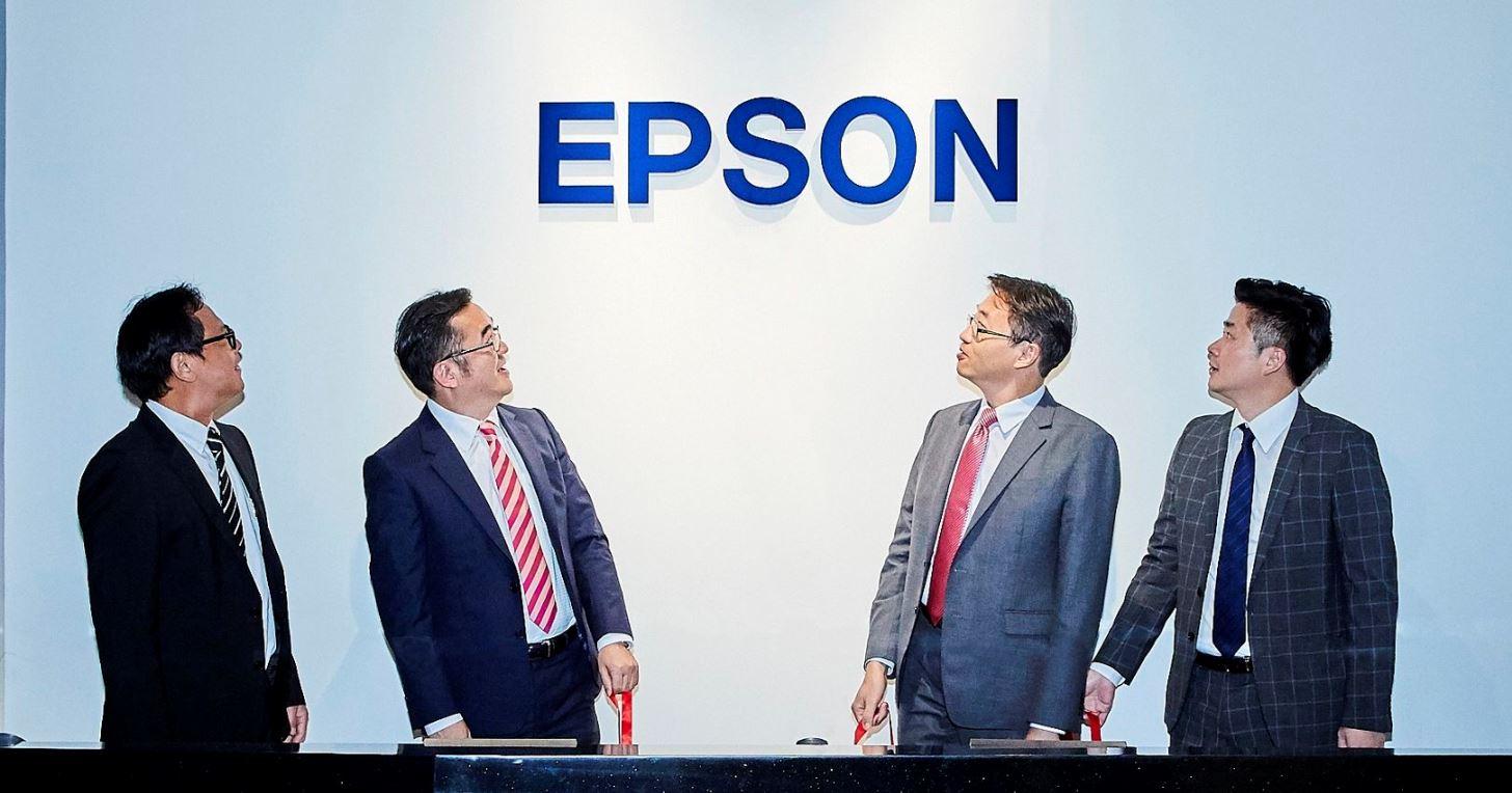 Epson 正式進駐信義區南山廣場,強化商務品牌形象、聚焦商用市場
