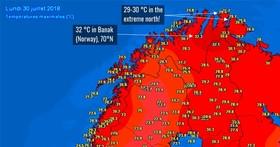 氣溫再上升 5°C,就該是人類文明的終結了
