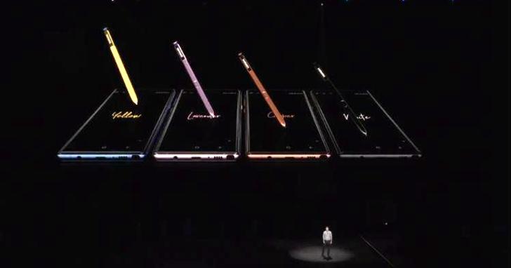 三星 Note 9 :硬體創新已到極限,但這也不是一款打算說服你年年換手機的旗艦機
