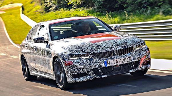 官方認證高清偽裝照!大改款 BMW G20 3-Series 現蹤「綠色地獄」