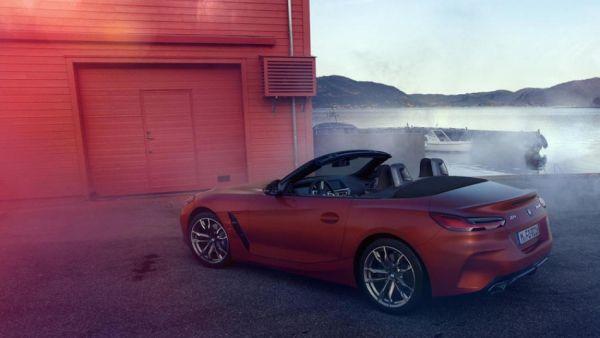 廠圖「無預警露出」,BMW 新一代 Z4 依然「玲瓏有致」,預計下週「圓石灘車展」現身發表!
