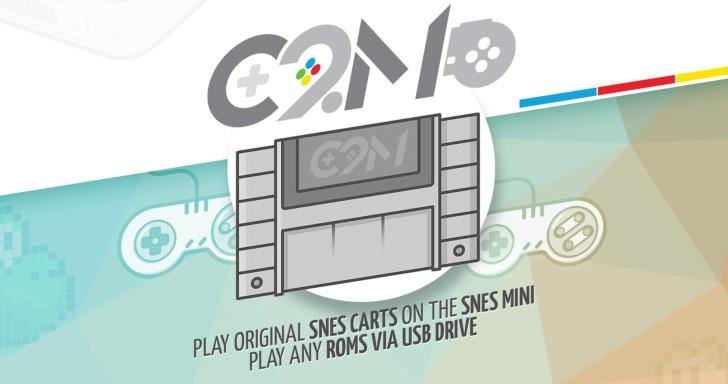 迷你超任內建遊戲不夠玩?Classic2Magic讓你執行原版卡匣