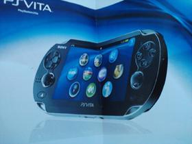 E3 2011 Sony:NGP正名PS Vita,雙打專用3D電視登場
