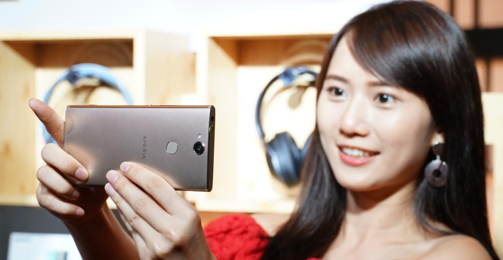 Sony 新自拍機登台,XA2 Plus 下周開賣售價 15,990 元