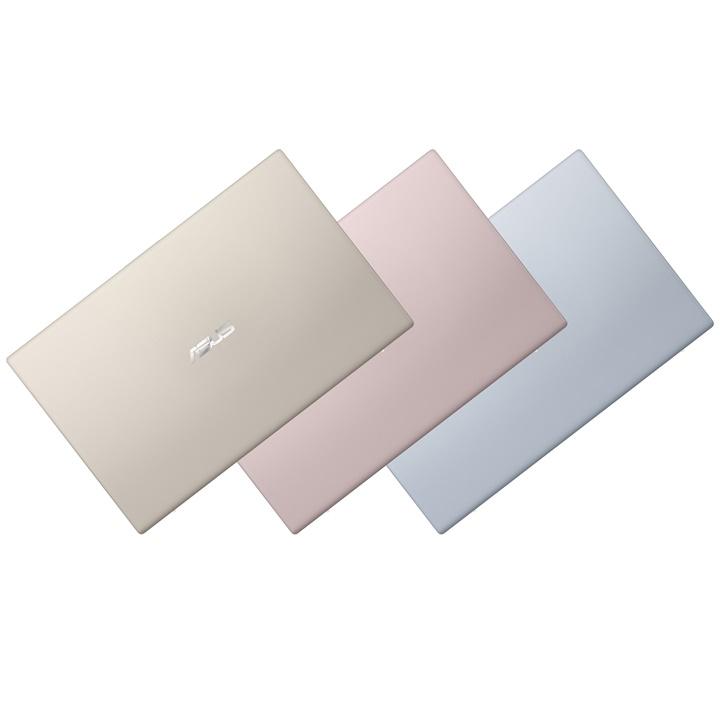 三色齊發!華碩首款四面窄邊框筆電 VivoBook S13 輕「靚」登場
