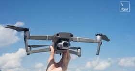 大疆 Mavic 2 無人機上手,讓人折服的不僅是機身上的第 9 個鏡頭