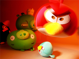 Angry Birds 3顆星攻略重點,22顆金蛋通通拿到