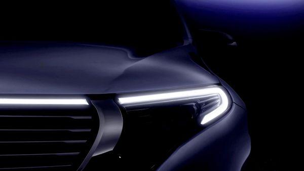 德系電動車大戰即將揭幕!Mercedes-Benz EQC 預告 9 月 4 日首演