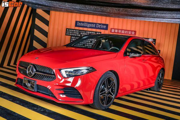 第四代「A 咖」駕到!Mercedes-Benz A-Class 首波五車型 153萬元起 正式發售!