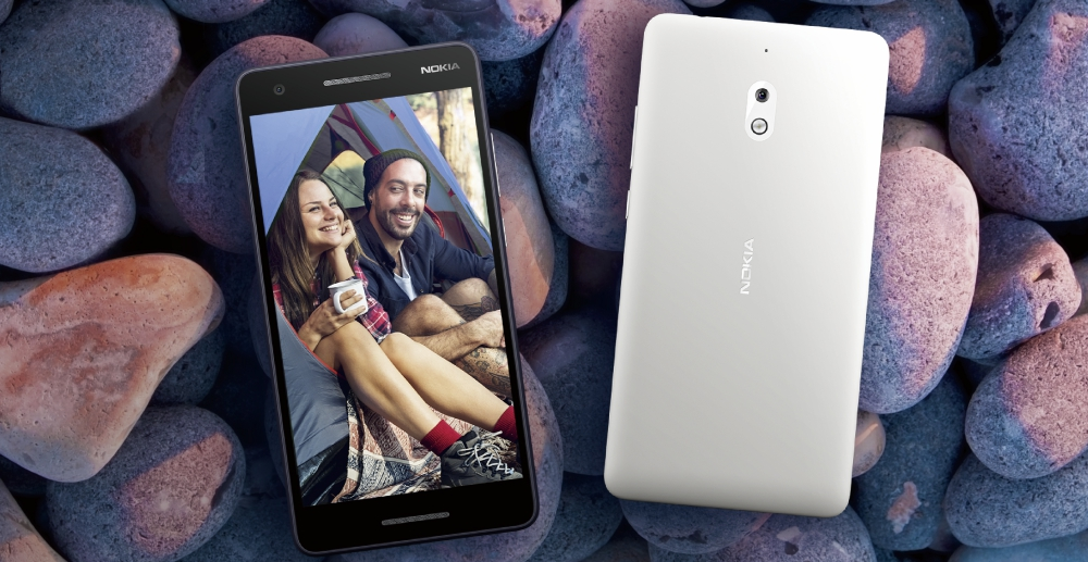 免四千元超平價 Nokia 2.1 上市,採用 Android Go 作業系統